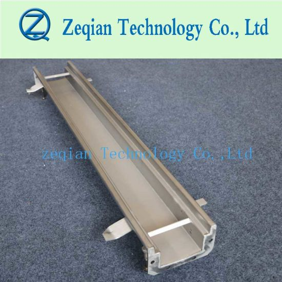 Stainless Steel Linear Swimming Pool Water Drain