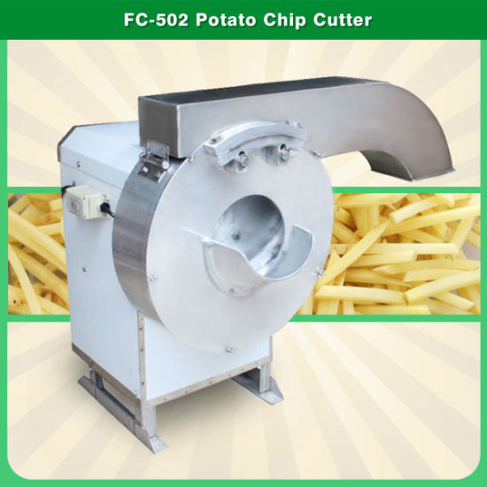 Potato Chips Cutter, Potato Cutting Machine, Processor FC-502 pictures & photos