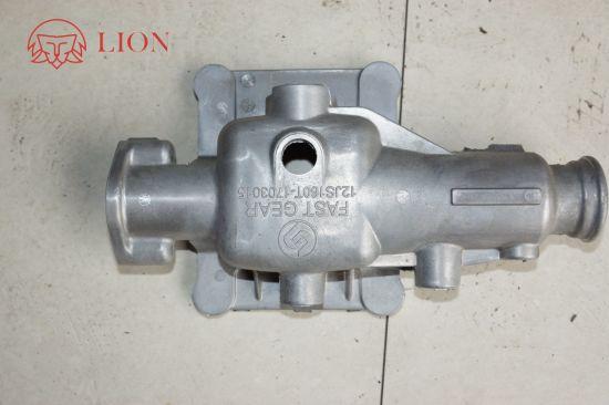 OEM Aluminum Die Casting Part for High Pressure Pump Gear