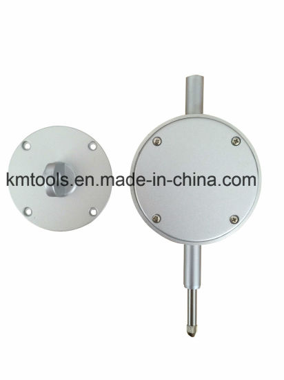 0-12.7mm/0-0.5′′ Digital Dial Indicator with 0.01mm/0.0005′′ Resolution pictures & photos