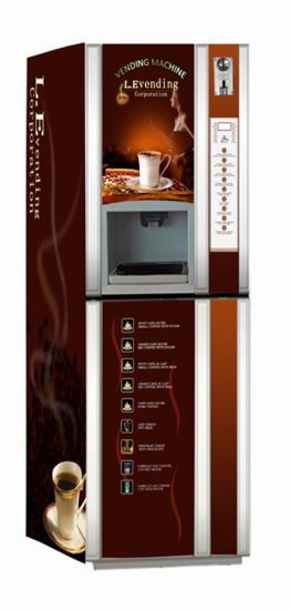 F306-Dx Commercial Coffee Vending Machine