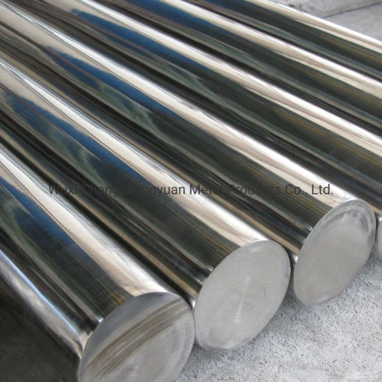 ASTM AISI 201, 202, 304, 304L, 310, 310S, 316, 316L, 316ti, 321, 904L, 2205 Stainless Steel Round Bar