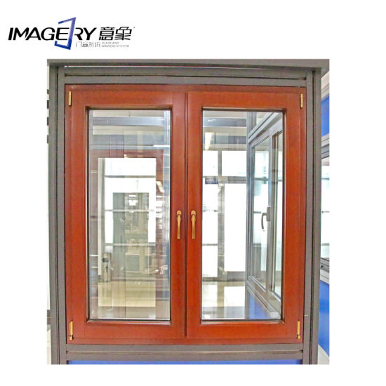 Aluminum Wood Composile Window for High Pursuit of Life Quality