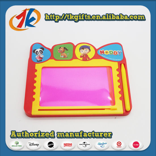Custom Writing Plastic Board Magic Drawing Board Toy for Promotion