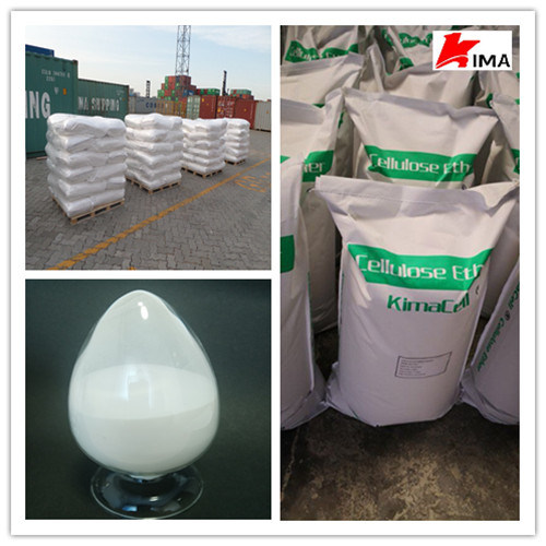 Cement Based Dry Mortar Additive Hydroxyethyl Methyl Cellulose Kimacell Mhec/Hemc