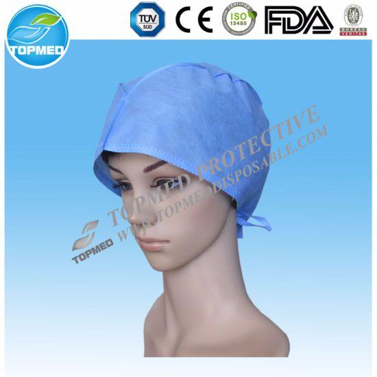 ac0551d521e Disposable Nonwoven Surgical Cap or Doctor Cap pictures & photos