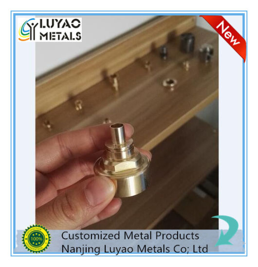 Brass/Aluminium/Stainless Steel Precision CNC Machining for Industrial Machinery pictures & photos