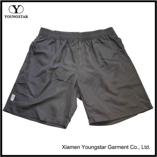 0ebeca46e58d Pure Color Polyester Men′s Sports Short   Hiking Pants for Outdoor pictures    photos