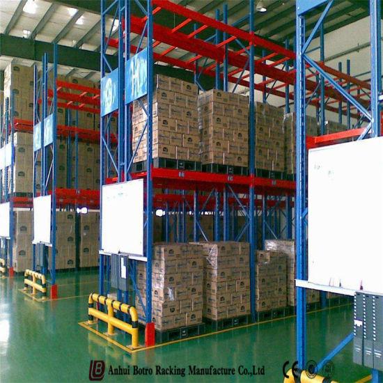 China Cold Storage Warehouse Construction Racking - China Storage