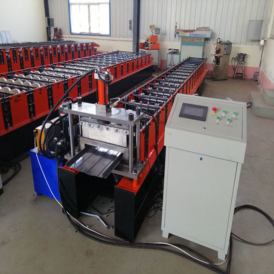 Roll Forming for Easying Operation Jch Machine
