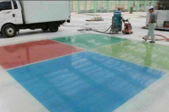 Decorative Concrete Dye for Epoxy Floor