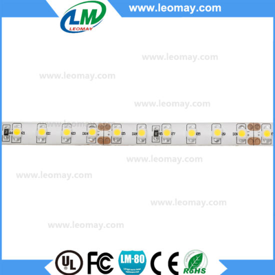 LED List 3528SMD 24VDC LED Strip Light With UL Certificate pictures & photos