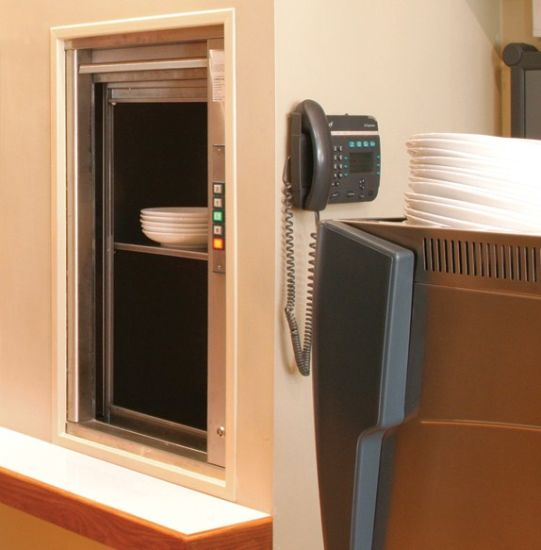 Qualified Dumbwaiter Lift for Home Kitchen pictures & photos