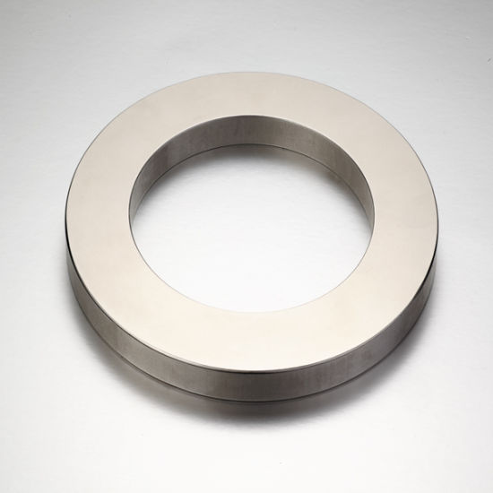 China Magnet Manufacturer Latest NdFeB Ring Magnet pictures & photos