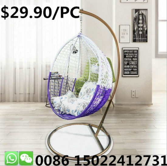 Cool 2019 Outdoor Round Relaxing Garden Egg Swing Swivel Leisure Chair Andrewgaddart Wooden Chair Designs For Living Room Andrewgaddartcom
