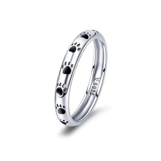 China Jewelry Valentine S Day Gift 925 Sterling Silver Stackable