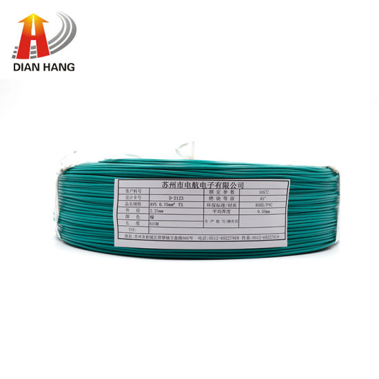 AVS Automotive Wire Japanese Standard Low Voltage Wire PVC Flexible Cable PVC Insulated Wire Cable Copper Wire