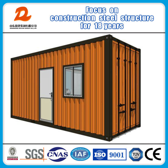 ISO Standard Prefabricated Container House for Dormitories