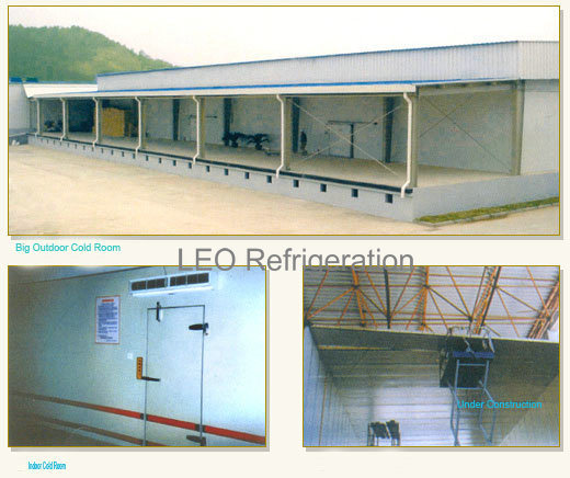 Ca Cold Storage for Fruits and Vegetables