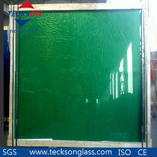 3-8mm Deep Green Float Glass with High Quality for Building