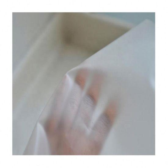 Good Quality Lattice Pattern Transparent Printed TPU Film for Fashionable Bags