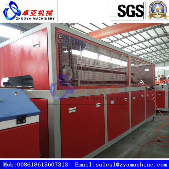 PVC Decorative Panel Profile Production Machine Line pictures & photos