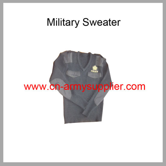Police Sweater-Police Pullover-Military Sweater-Military Pullover-Army Sweater