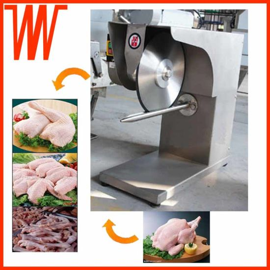 Professional Chicken Duck Goose Cutting Machine pictures & photos
