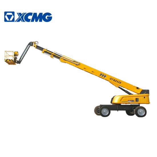 XCMG Gtbz42s Cheap Hydraulic Telescopic Boom Lift Aerial Work Platform Price