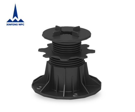 Self-Designed High Strength Plastic Pedestals Range 75-155mm for Slops