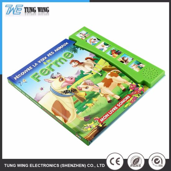 Wholesale Funny Sound Module Taking Book pictures & photos