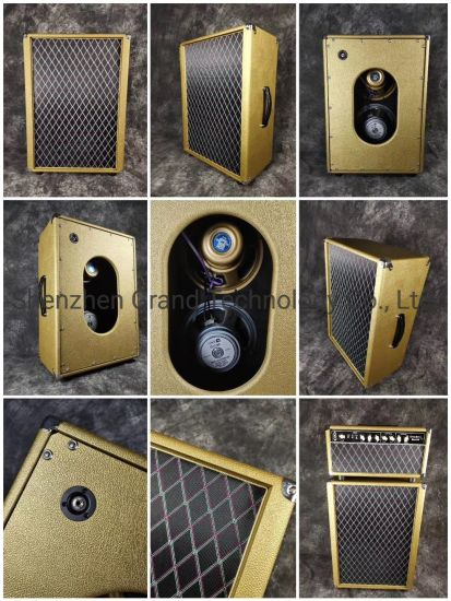 Custom Guitar Bass Amplifier Speaker Cabinet