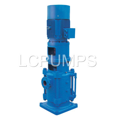 Vertical Multi-Stage Centrifugal Water Chemical Pump