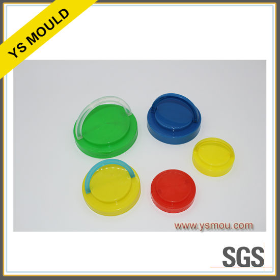 Plastic Candy Cap Mould with Handle pictures & photos