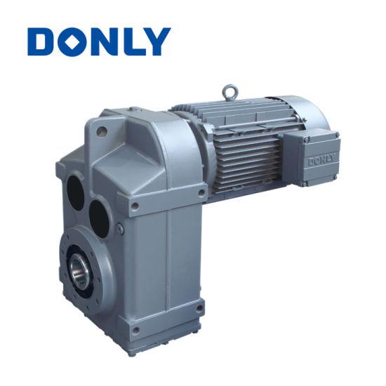DLF Parallel Gearmotor