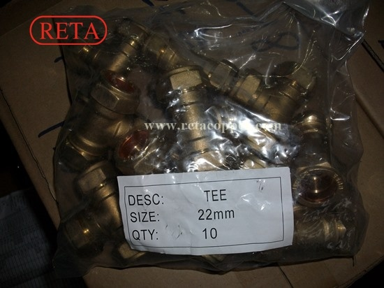 Refrigeration ASME B16.22 Copper Fitting pictures & photos