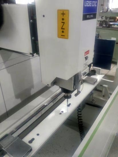 Holes, Groove Milling Machine 3 Times Copy Router with CNC Control pictures & photos