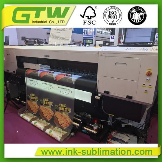 Oric or-6800 1.8m UV Roll to Roll Printer