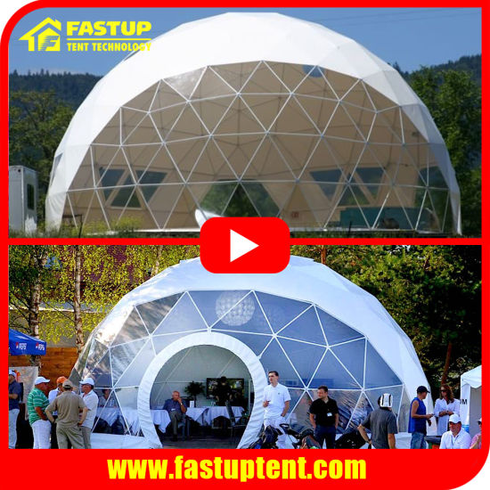 3V 6V Geodesic Dome Tent for Dwell Projection Greenhouse Playground Glamping 6m 20FT 9m 30FT 15m 50FT 18m 60FT 21m 70FT 30m 100FT