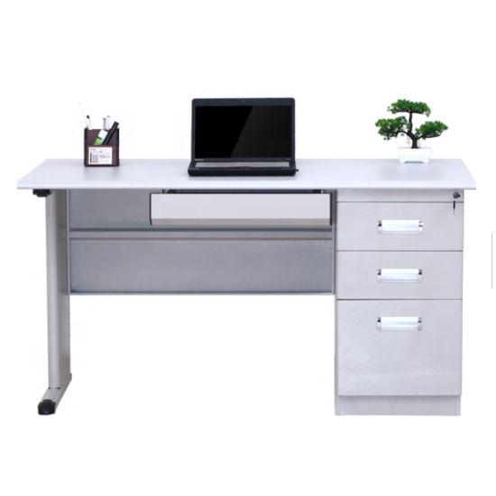 China Modern Furniture 3 Locking, Desk With Locking Drawers