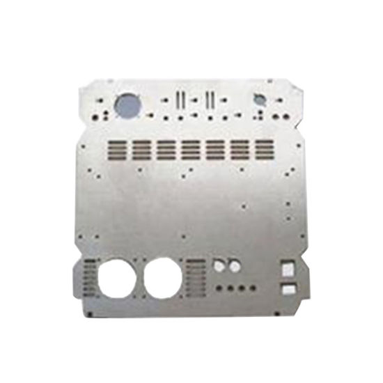 Customized Sheet Metal Stamping Parts, Aluminium Enclosure/Cover/Plate for Computer/Electronic Products/Industry Machinery