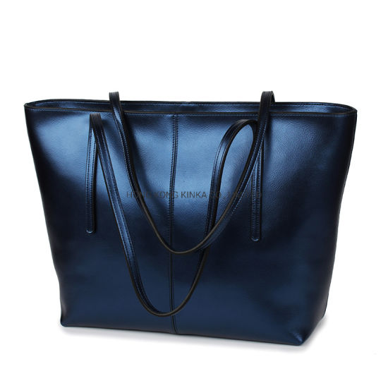 Genuine Leather Handbags for Women Tote Bag