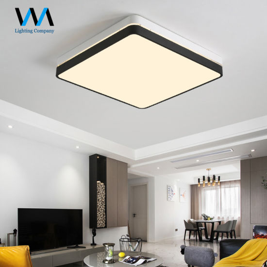 Grand Warm Light Romantic Super Thin Home Simple Ceiling LED Lamps