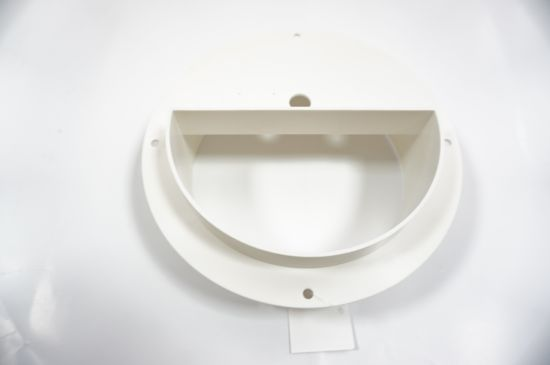 Customized High Precision White Plastic Injection Parts