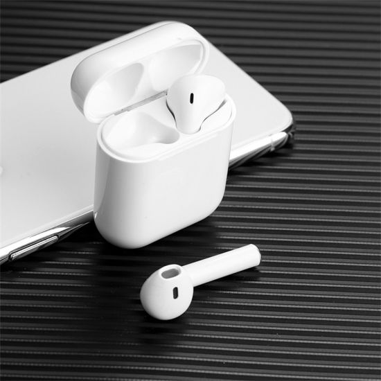 I11 I12 Tws Wireless Bluetooth Earbuds Headset Headphone Earphone True Stereo for Smart Phone iPhone 5g/ 4G / 3G / iTouch/ iPod / iPad / MP3 / MP4 Player