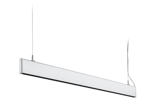 600mm 20W Linear Line Bar Light 90lm/W 4000K Natural Light Hotel Spotlight and Polarized Wall Wash Lamp with Reflective Cup