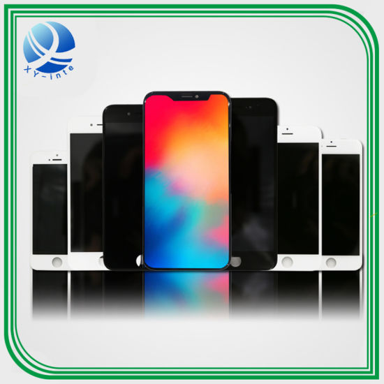 Grade AAA+++ Mobile Phone LCD for iPhone5S 6s 7plus X Xs Max Touch Screen Hight Quality