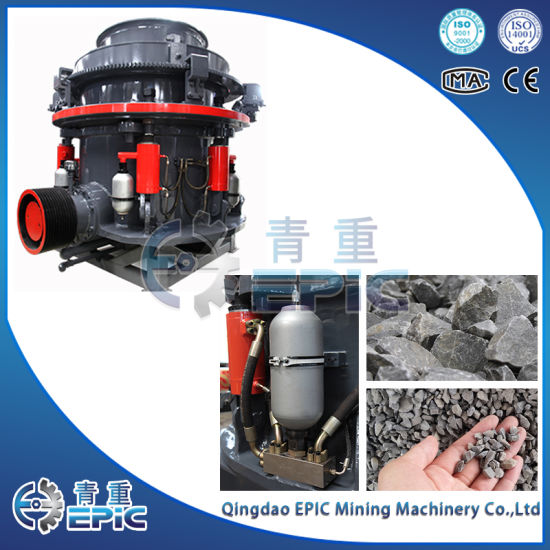 Standard Type-Symons Fine Cone Crusher pictures & photos