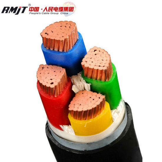 Copper/Aluminum Conductor XLPE Insulated PVC Sheathed Power Cable pictures & photos