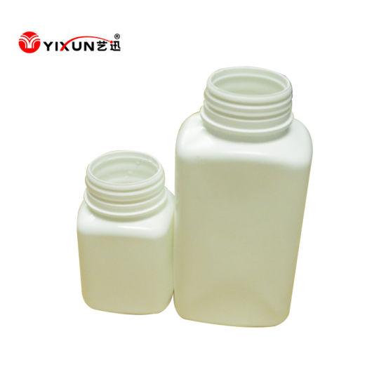 Medicine Plastic Pet Bottle with Plastic Cap